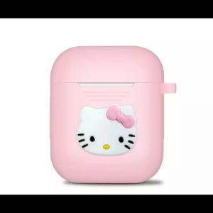 Hello Kitty AirPods Protective Silicone Case